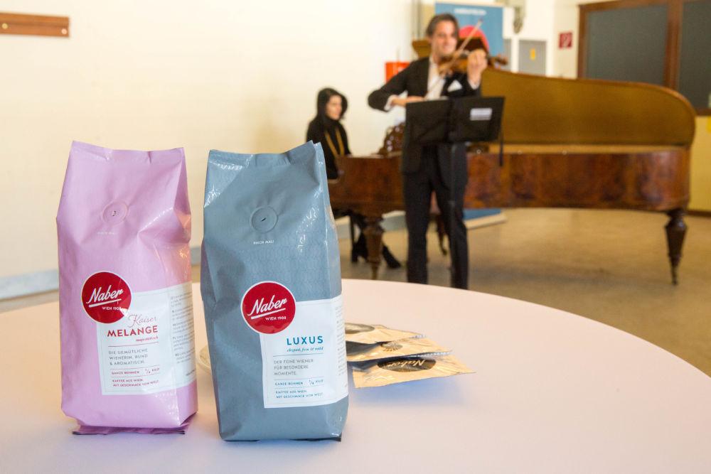 PG zu 110 Jahre Naber Kaffee