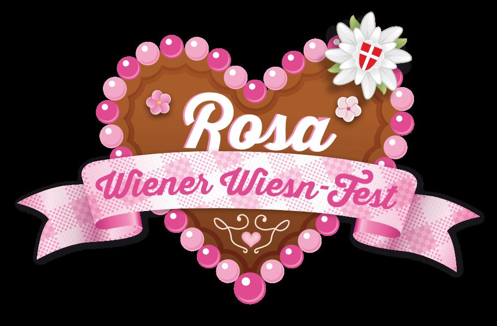 Rosa Wiener Wiesn Logo