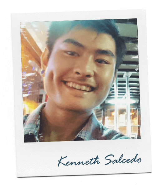 Kenneth Polaroid