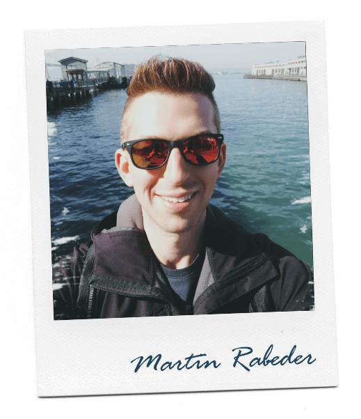 Martin Polaroid