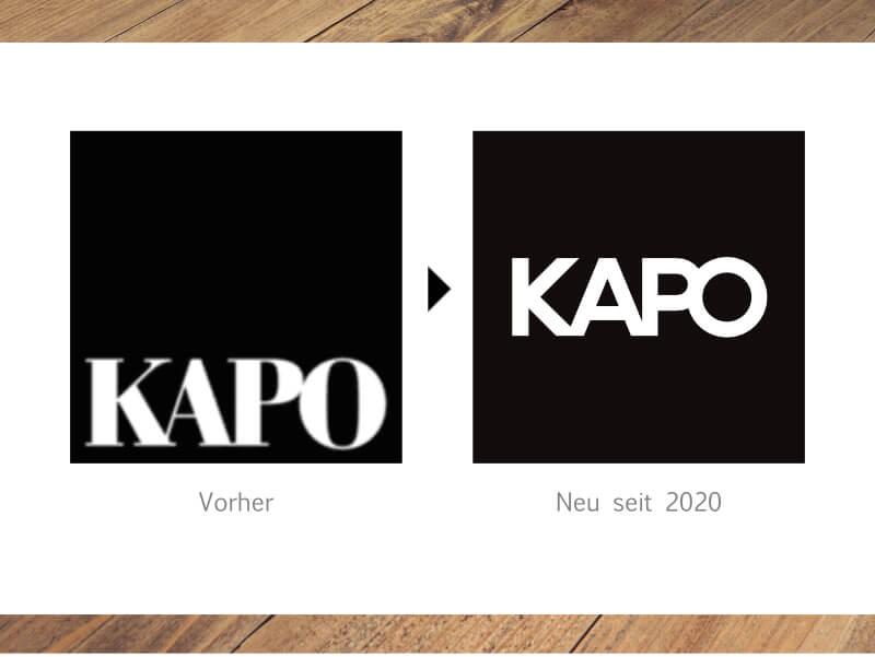 Kapo Logo Design